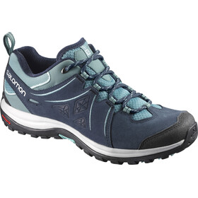 Salomon Ellipse 2 LTR Hiking Shoes Women Artic/Navy Blazer/Eggshell Blue